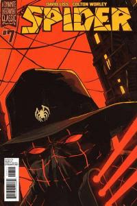 Spider (2012 series) #7, NM (Stock photo)