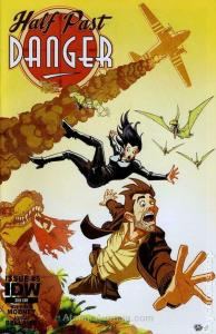 Half Past Danger #5A VF/NM; IDW   save on shipping - details inside