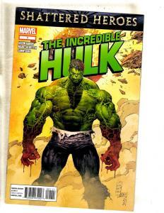 11 Incredible Hulk Marvel Comic Books # 1 2 3 4 5 6 8 12 + 2 4 5 Avengers MF14