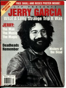 Jerry Garcia-What A Long Strange Trip It Was-1995-LFP-Dead history-VG