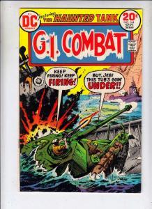 G.I. Combat #164 (Sep-73) VF/NM+ High-Grade The Haunted Tank