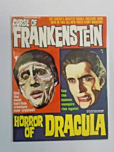 Curse of Frankenstein Horror of Dracula #2 - see pics - 7.0 - 1964