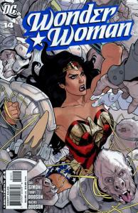 Wonder Woman (3rd Series) #14 VF/NM; DC | save on shipping - details inside