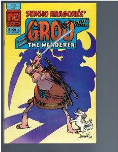 Groo the Wanderer #1 (1982)