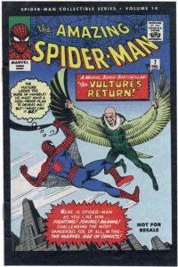 Spider-Man Collectible Series #14 FN; News America Marketing   save on shipping