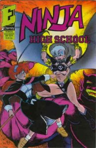 Ninja High School #38 FN; Malibu | save on shipping - details inside
