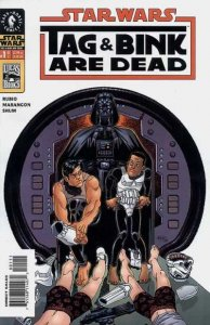 Star Wars: Tag & Bink are Dead #1, NM (Stock photo)