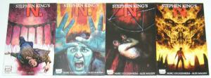 Stephen King's N. #1-4 FN/VF complete series - marc guggenheim - alex maleev 2 3