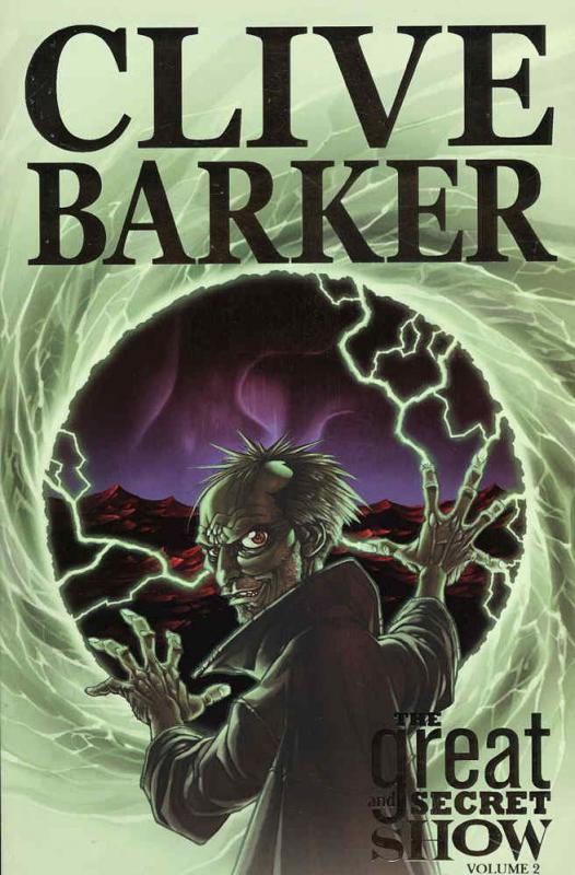 Great and Secret Show, The (Clive Barker's…) TPB #2 VF/NM; IDW | save on shippin