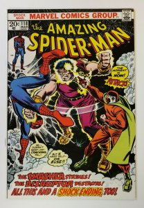 Amazing Spider-Man #118 VF/NM High Grade Marvel Bronze Age the smasher app.