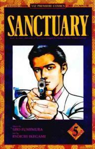 Sanctuary Part 1 #5 VF/NM; Viz | save on shipping - details inside
