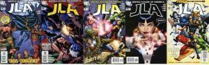 JLA (1997) 115-119  Crisis Of Conscience COMICS BOOK