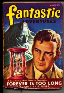 Fantastic Adventures-Pulp-3/1947-Guy Archette-Chester S. Geier