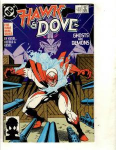 12 DC Comics Hawk & Dove Mini Series # 1 2 3 4 5 + # 1 2 25 26 World 1 2 3 EK13