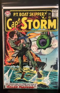 Capt. Storm #5 (1965)