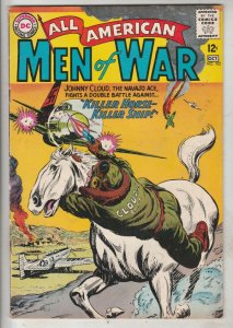 All-American Men of War #105 (Oct-64) VF High-Grade Johhny Cloud