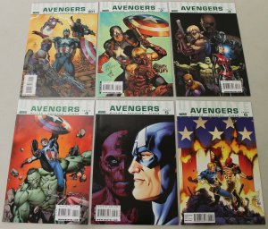 Marvel: Ultimate Avengers 1,2 & 3 #1-6 for each 3 COMPLETE SETS! (2009/2010)