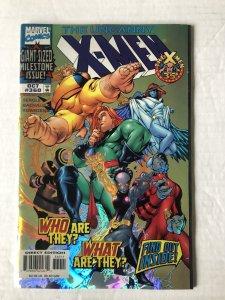 The Uncanny X-Men #360 (1998)