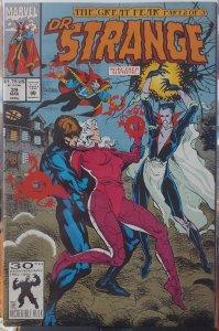 Doctor Strange, Sorcerer Supreme #39 (1992)