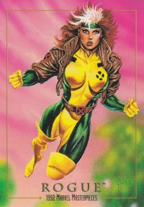 1992 SKYBOX MARVEL MASTERPIECE ROGUE CARD #79