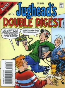 Jughead's Double Digest #118 VF/NM; Archie   save on shipping - details inside