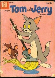 Tom & Jerry Comics #198 (1961)