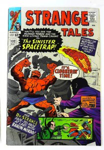 Strange Tales (1951 series) #132, VF (Actual scan)