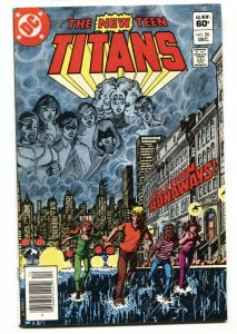 The New Teen Titans #26  1st appearance of TERRA 1982 George Perez nm-
