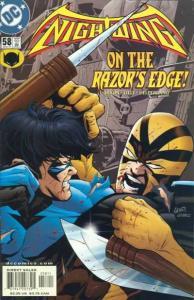 Nightwing (1996 series) #58, NM + (Stock photo)