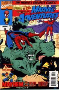 MARVEL ADVENTURES (1997 MARVEL) #5 AGSQ4B