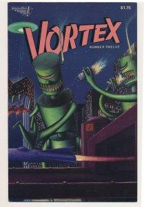 Vortex (1982) #12 VF