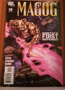 Magog #10 (2010)