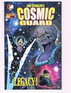 Cosmic Guard #1 VF DDP Dynamite Comics Legacy Comic Book DE11