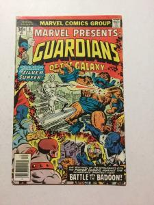 Marvel Presents Guardians Of The Galaxy 8 FN+ Fine+ 6.5