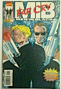 MEN IN BLACK FAR CRY#1 VF 1997 MARVEL COMICS