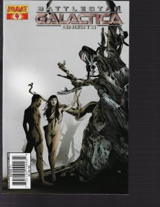 Battlestar Galactica Ghosts #4 (Dynamite, 2009)