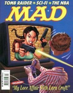 Mad (1952 series) #381, NM + (Stock photo)