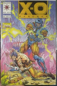 X-O Manowar #14 (1993) NM