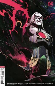 Justice League Odyssey #8 Variant Cvr (DC, 2019) NM
