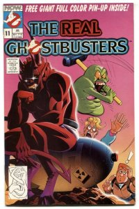 The Real Ghostbusters #11 1988- Now Comics VF