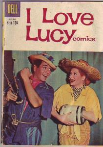 I Love Lucy #29 (Oct-60) VG+ Affordable-Grade Lucy and Ricky Ricardo, Ethel M...