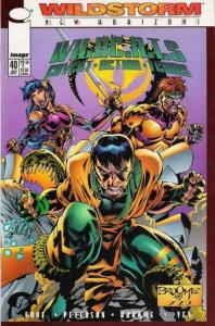 WildC.A.T.S.: Covert Action Teams #40, NM (Stock photo)
