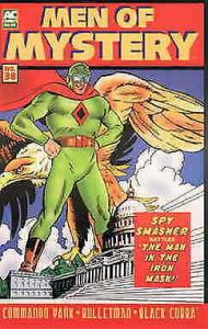 Men of Mystery #38 VF/NM; AC | save on shipping - details inside