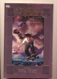 Books of Magic (1990 series) Trade Paperback #1, NM + (Actual scan)