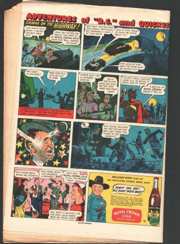 Hoppy The Marvel Bunny #15 1947-Fawcett-Often known as Captain Marvel Bunny a...