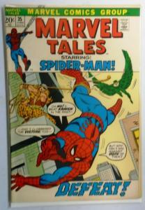 Marvel Tales (Marvel) #35, Kraven 3.0 (1972)