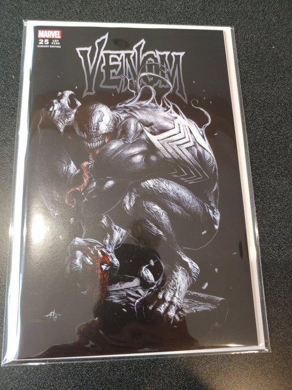 Venom #25 (2020) Scorpion Comics Gabriele Dell Otto Variant Marvel Comics