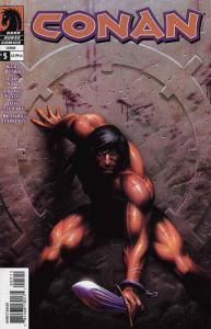 Conan (Dark Horse) #5 VF; Dark Horse   save on shipping - details inside