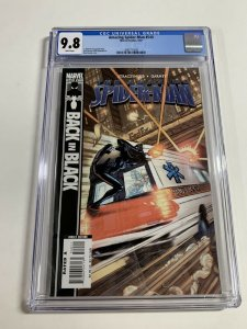 Amazing Spider-man 540 Cgc 9.8 White Pages Marvel