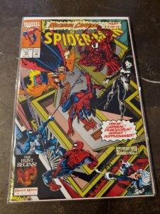 SPIDER-MAN #35 CARNAGE VENOM